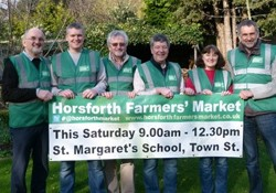 Horsforth Farmers' Market Committee